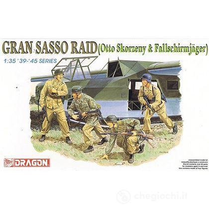 Gran sasso raid 1/35 (DR6094)