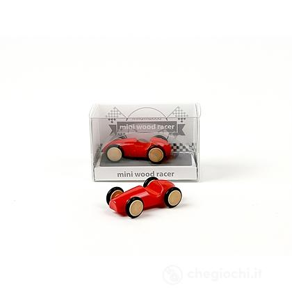 Mini Wood Racer Rosso X 1