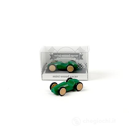 Mini Wood Racer Verde X 1