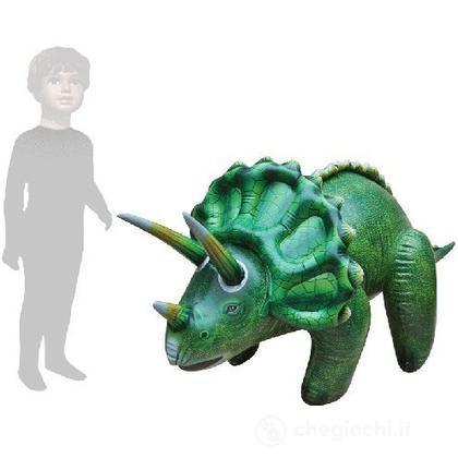 Dinosauro Gonfiabile Triceratopo
