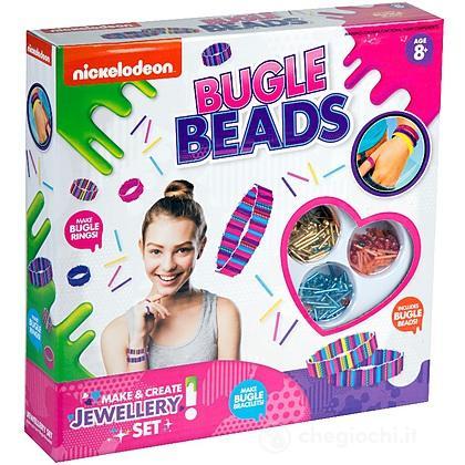 Bugle Beads - Set perline a Tubetto (65-7263)
