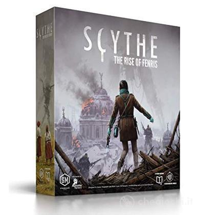 Scythe: Esp. The Rise of Fenris (GHE096)