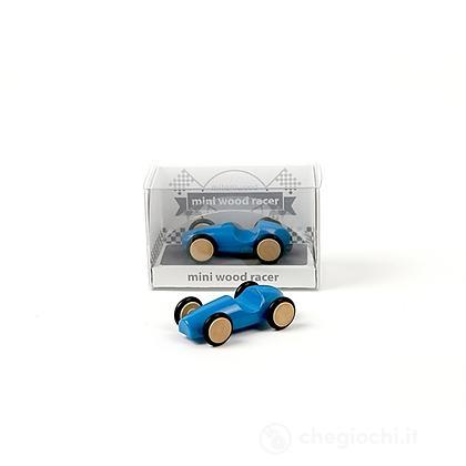 Mini Wood Racer Blu X 1