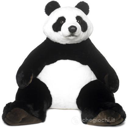 Panda seduto grande