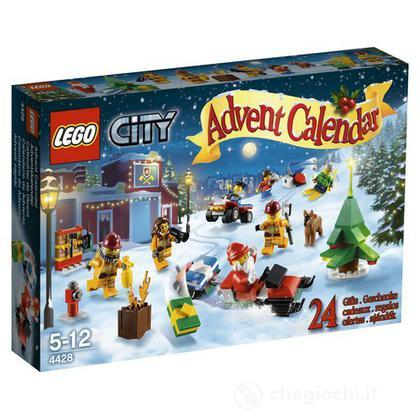 Calendario dell'Avvento - Lego City (4428)