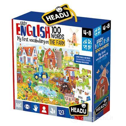 Easy English 100 Words Farm (IT20997)