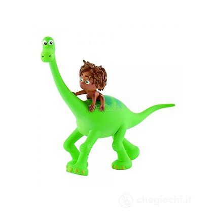 The Good Dinosaur: Arlo con Spot (13100)