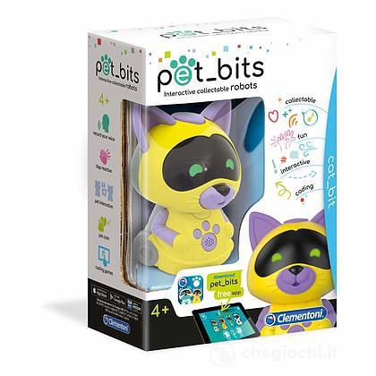 Pet Bits Robot Gatto educativo Coding (12100)