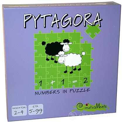 Pytagora - Numbers In Puzzle