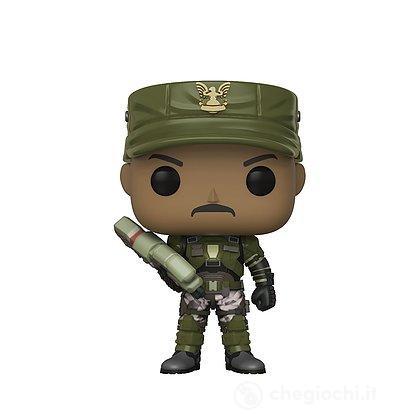 Halo - Sgt. Johnson