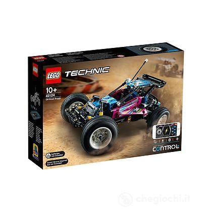 Buggy fuoristrada RC - Lego Technic (42124)