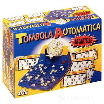 Tombola automatica 48 cartelle