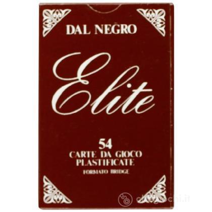 Carte Da Gioco Bridge Elite A1 Rosso