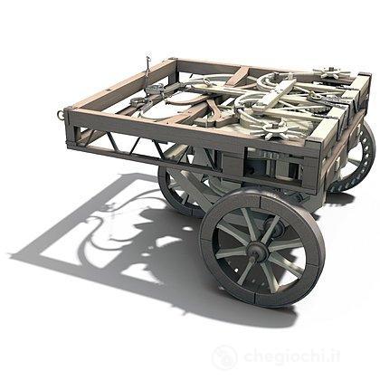 Leonardo da Vinci - Automobile (3101)