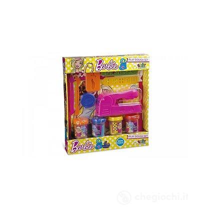 Barbie - Pasta Da Modellare - Premi E Crea Con 4 Vasetti (GG-76101)