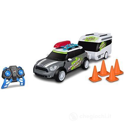 Rc Auto Nikko Mini + Caravan 0382165