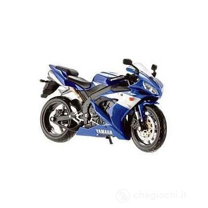 Moto Yamaha YZF-R1 1:12