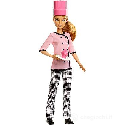 Barbie I Can Be pasticciera (FMT47)