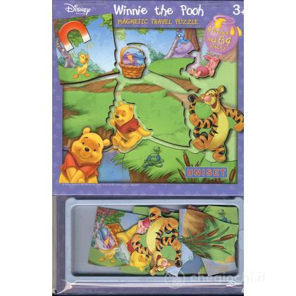 Puzzle magnetico da viaggio - Winnie The Pooh