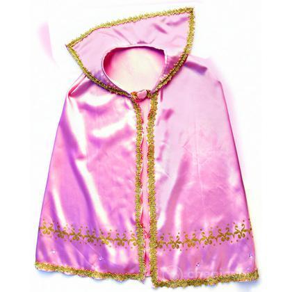 Mantello principessa, rosa/oro (BS 1786)