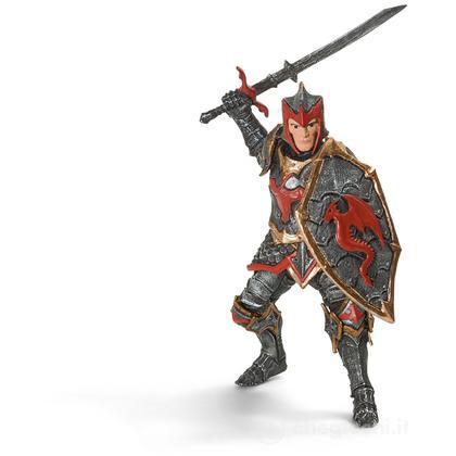 Cavaliere del drago con spada (70103)