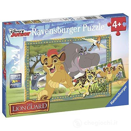 Lion Guard: Avventure nella savana
