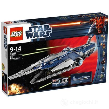 The Malevolence - Lego Star Wars (9515)