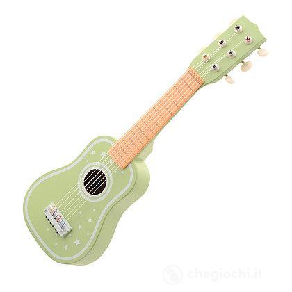 Chitarra Con 6 Corde Verde (80104)