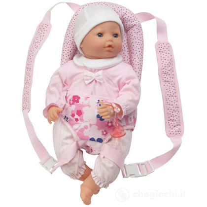 Marsupio porta bebè (X0502)