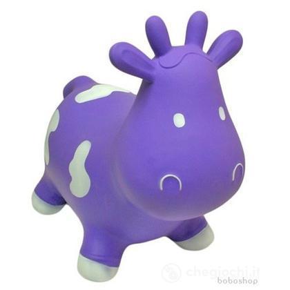 Mucca gonfiabile Violetta
