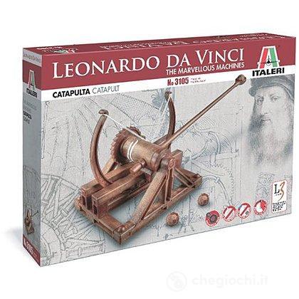 Leonardo da Vinci - Catapulta (3105)