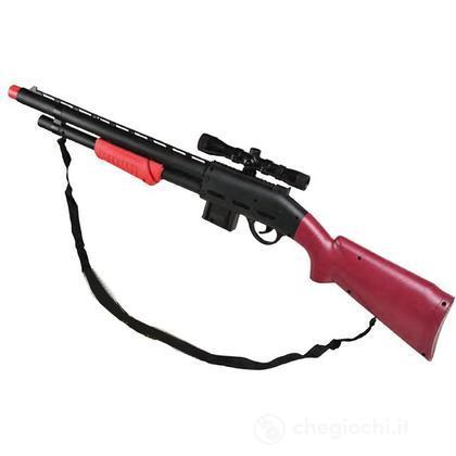 Fucile 68.5 cm con rumore sparo (GG16105)