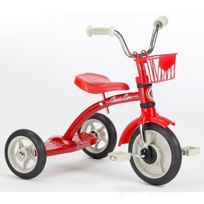 Triciclo 10 Classic Lucy - Rosso (7110)
