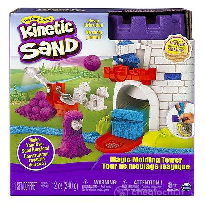 Playset Torre Magica Kinetic Sand (6035825)