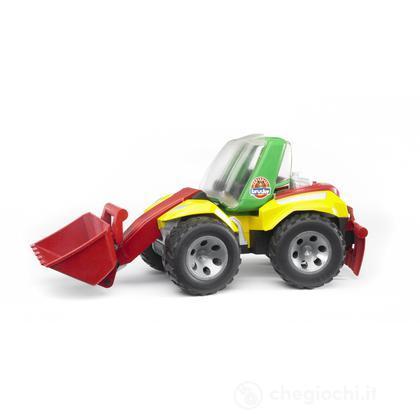 Roadmax scavatrice su ruote
