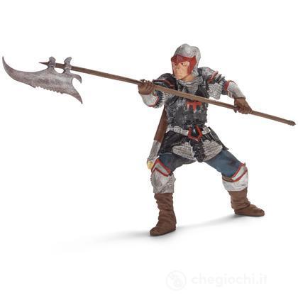 Cavaliere del drago con alabarda (70106)