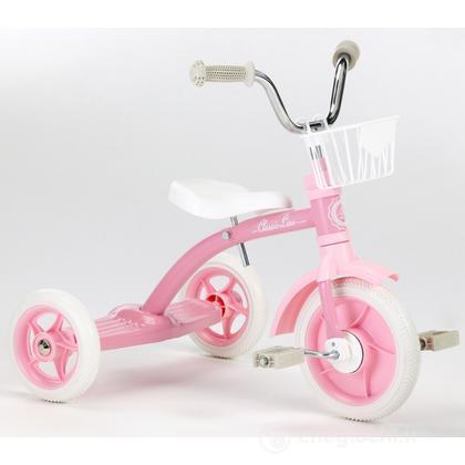 Triciclo 10 Classic super Lucy - Rosa