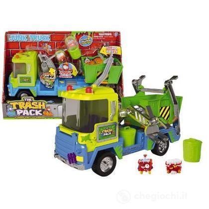 Camion Gru Trash pack 68107