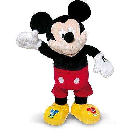 Mickey Mouse cantastorie multifunzione