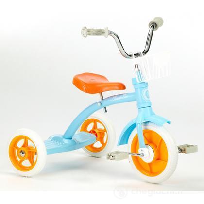 Triciclo 10 Classic super Lucy - Azzurro