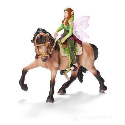 Set di equitazione Elfo Del Bosco (42109)