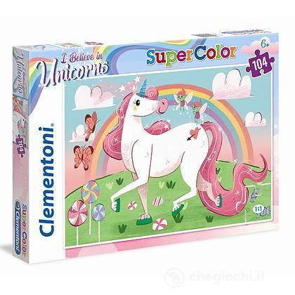 Puzzle 104 Unicorno Briiliant (27109)