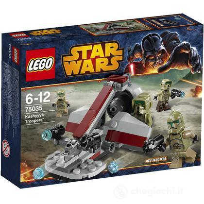 Kashyyyk Troopers - Lego Star Wars (75035)
