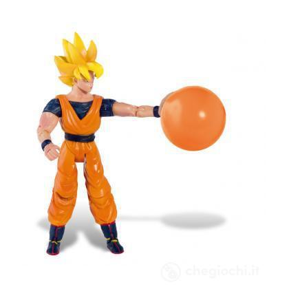 Dragon Ball Z - Goku Super Sayan Lancia Sfera
