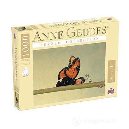 Puzzle Anna Geddes 1000 Pezzi, Butterfly