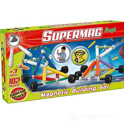 Supermag Maxi Wheels 102 pezzi (093839)