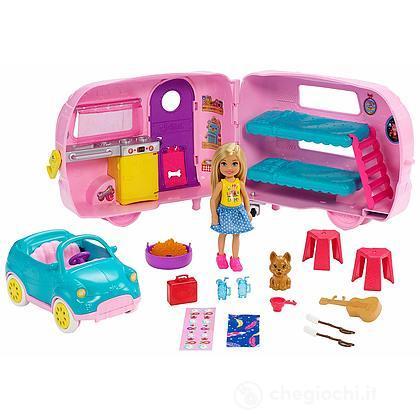 Barbie Il Camper di Chelsea (FXG90)