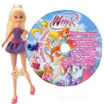 Stella Bambola Trendy con DVD (CCP13114)
