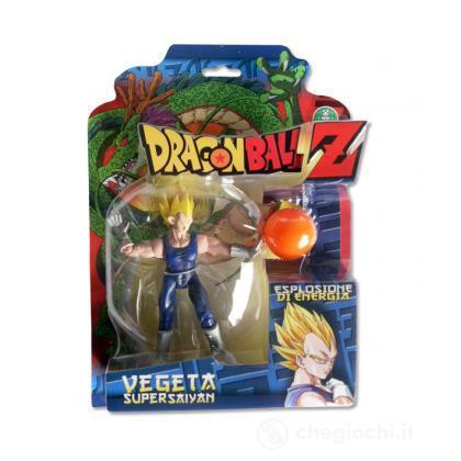 Dragon Ball Z - Vegeta Super Sayan Lancia Sfera