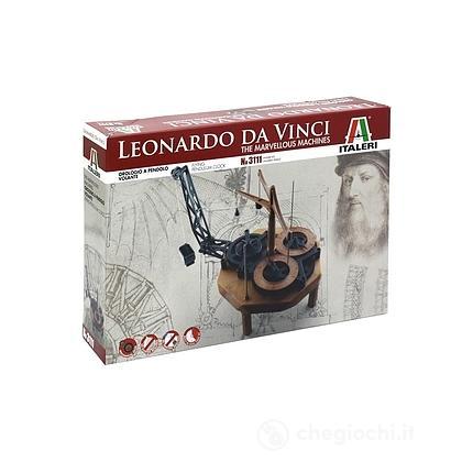 Orologio A Pendolo Volante Leonardo Da Vinci (IT3111)